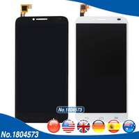 High Quality 5 0 Panel For Alcatel One Touch IDol 2 OT6037 6037 LCD Display And