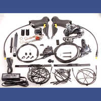 Shimano ULTEGRA 2x11 Speed R8070 Di2 Hydraulic Disc Brake Electric Road Bicycle Groupset Shifter Derailleur Kit