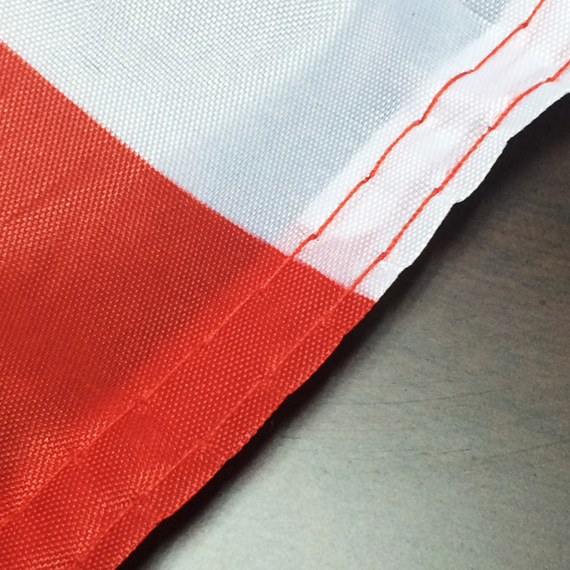 MOFAN 3x5 Foot Czech flag Polyester - Canvas Header and Double - Hiasan rumah - Foto 3