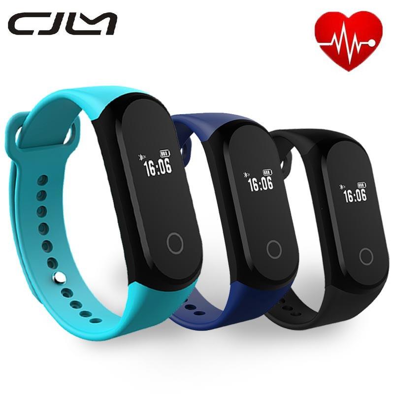 NEW Smart Wristband A16 Heart Rate Smart Bracelet Waterproof IP67 Swim Pedometer Bluetooth Sleep Monitor Wristbands