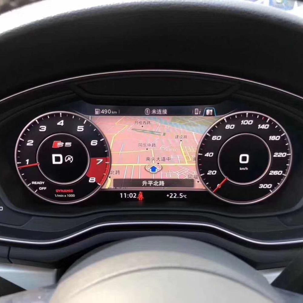 US $2078 0 |8W5 920 790C/D For 2018AUDI A4 S4 A5 Q5 S5 Virtual Cockpit  Combination Tool LCD Speedometer Odometer Element Cluster-in Gauge Sets &  Dash