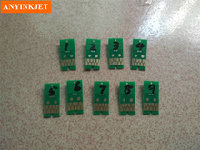 Hot sale Ep SC P6000 P7000 P8000 P9000 cartridge one time chip