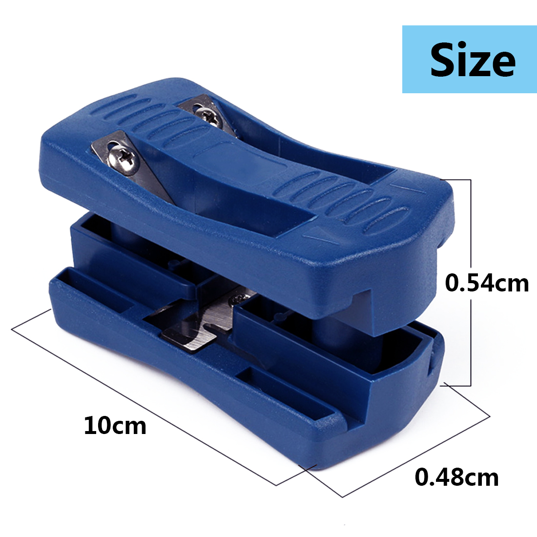 Banding Machine Set 9.5x4.8 Plastic Double Edge Trimmer Wood Head And Tail Trimming Carpenter Hardware Woodworking Hand Tool