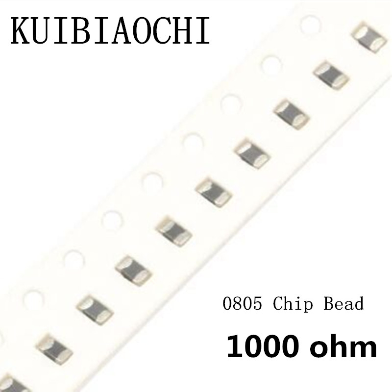 50Pcs 0805 Ferrite Chip Bead 220 Ohm ±25/% 400mA CBG201209U221T Surface Mounted