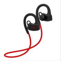 P10 IPX7 Waterproof Swimming Headset Sports Wireless Bluetooth V4 1 Running Earphone With Microphone Music Playing