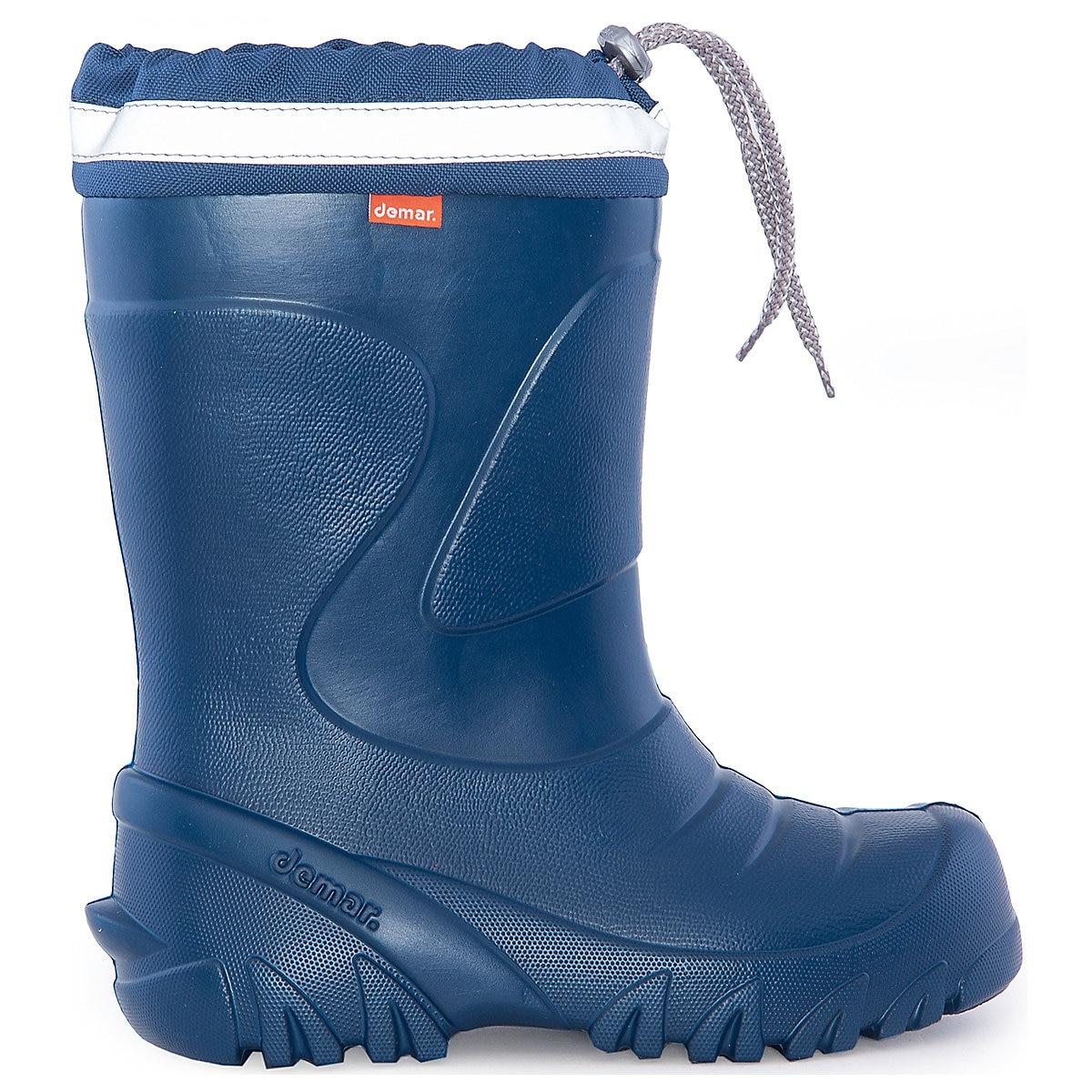 DEMAR Boots 4948826 boys All Seasons Rubber Children shoes boy demar boots 4948841 boys all seasons rubber baby shoes boy