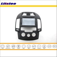 Liislee For Hyundai i30 / Elantra Touring 2007~2011 Car CD DVD Player GPS Navi Navigation Touch Screen Radio Multimedia System