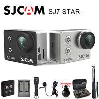 Оригинал SJCAM SJ7 Звезда Спорт экшн камера 4 К DV Ultra HD 2.0 сенсорный Экран Водонепроницаемый Пульт Дистанционного Ambarella A12S75 SJ Cam Действий Камеры