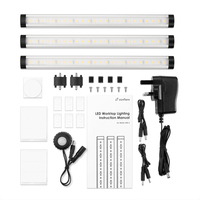 Zanflare Emergency Night light Portable LED Under Cabinet Light Motion Sensor Closet lamp Rigid Strip Bar Light Kitchen