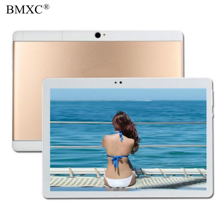 BMXC Model BM-920 New Android 7.0 10 inch Quad Core tablet 3G 4G LTE Phone Call 4GB RAM 32GB ROM 1920*120 Dual Cameras GPS Table homtom ht17 5 5 inch smartphone quad core phones android 6 0 dual cameras 4g