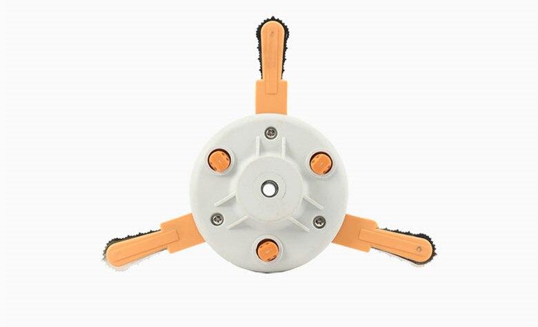 Scie à chaîne en acier de tête de coupe gazon de puissance à double usage avec la coupe de ligne en nylon coupe facile pour le coupeur de brosse, tête d'alimentation automatique de bosse