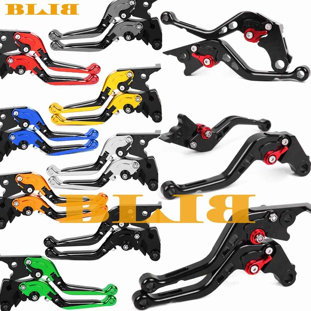 For Suzuki DR650S DR650SE DR 650 DR650 S SE 1994-2010 2009 2008 CNC Folding Extendable / 147 Short Clutch Brake Levers 2 Style