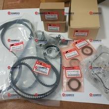 Timing Belt & Water Pump Service Kit OEM 14400-RCA-A01/19200-RDV-J01/91213-R70-A02 for Hhonda Odyssey Pilot Accord Aacura MDX RL цена 2017