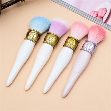 1pc The Latest Fashion High Quality Noble Relief Makeup Brush Blusher Free Shipping