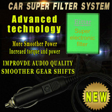 FOR All 12V & 24V Car Accessories SUPER ELECTRONIC FILTER Pick Up Fuel Saver voltage Stabilizer Increases Horse and Torque