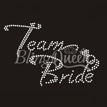 Buy team bride transfers and get free shipping on AliExpress.com 10a01f82d30d