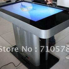 DefiLabs 65 дюймов 32 точки ИК сенсорный экран рамка без стекла для рекламы/Быстрая