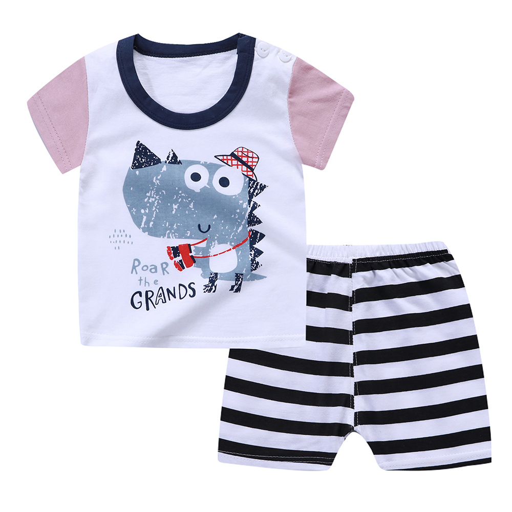 2a356a8cc12d3 Worldwide delivery baby boys clothes summer toddler boy clothing ...
