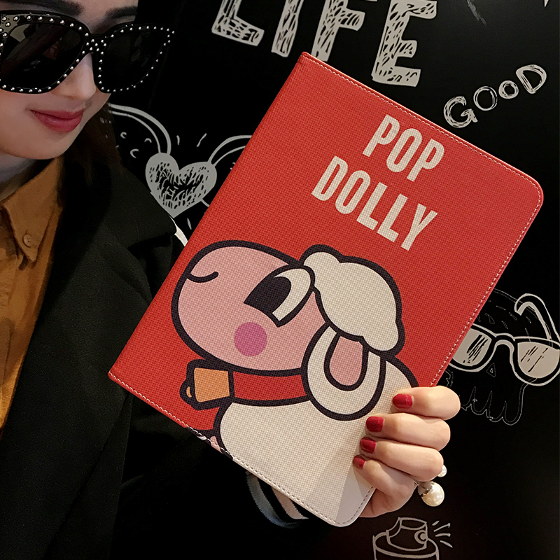 For New Ipad 2017 9.7 Inch Case PU Leather Protective Cover Smart Sleep Wake Up Folio Flip Stand Holder Shockproof YNMIWEI original samsung micro sd card memory card evo plus 32gb class10 tf card c10 sdhc sdxc uhs i for huawei p8 p9 p10 smartphone