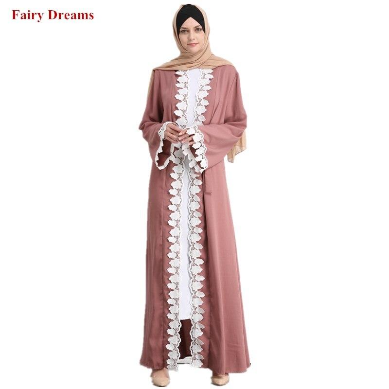 US $32 64 49% OFF|Women Abaya Dubai Bolero Muslim Caftan Marocain  Bangladesh Turkish Robe Tunic Kimono Cardigan Malaysia Kaftan Islamic  Clothes-in