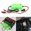 Car 12V 2A Rechargeable Battery Charger 220V AC Current Motorcycle Acid Charger US Plug #J-1137
