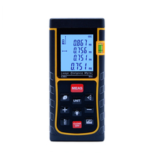 On sale SNDWAY Laser Range Finder SW-E80 80M LCD Display Laser Distance Meter Digital Range Finder Laser Tape Measure
