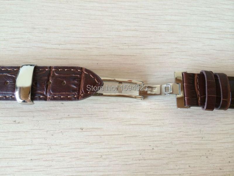 19mm (zaponka18mm) PRC200 T17 T41 T461 visoko kakovostna srebrna - Dodatki za ure - Fotografija 4