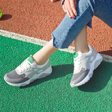 2018 Women's Shoes New Tennis Shoes Women's Korean Version of Students Breathable Junior High School Students Sneakers Shoes 5 happy chinese kuaile hanyu workbook1 english version for 11 16 years old students of primary and junior middle school