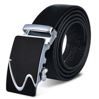TG 2016 Mixed Models First Layer Genuine Leather Automatic Buckle Men S Belt Cowskin Belts