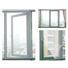 Москитная сетка на окно для кухни, защитная Москитная сетка для занавесок, защита от насекомых, мух, москитная сетка на окно, противомоскитная сетка