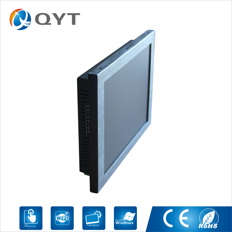 11.6 all-in-one pc CPU Intel J1900 2.0GHz 2GB DDR3 32G SSD Resolution 1366*768 Industrial Embedded Panel Aio Pc Windows 10
