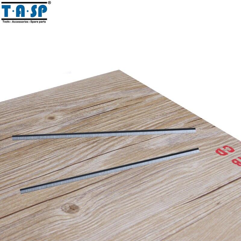 TASP 12 HSS Thickness Planer Blade 305x8x2mm Reversible Wood Planer Knife 793346-8 for Makita 2012NB