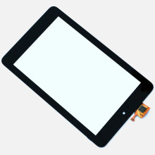 100% Test Zwart Touch Screen Sensor Digitizer Glas Voor Dell Venue 7 Tablet 3730(China)