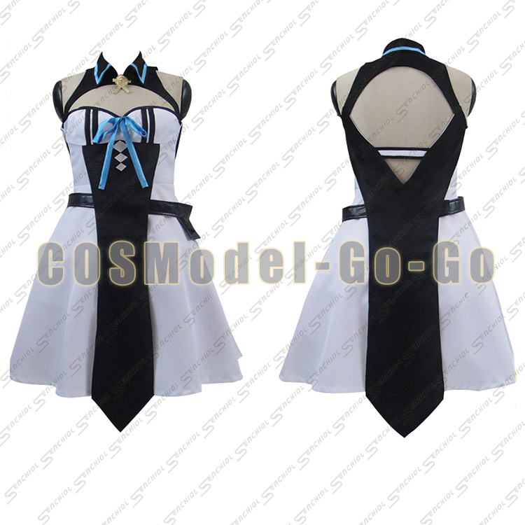 Seraph of the End Owari no Seraph Chess Belle vampire Cosplay Costume Halloween costume for adult