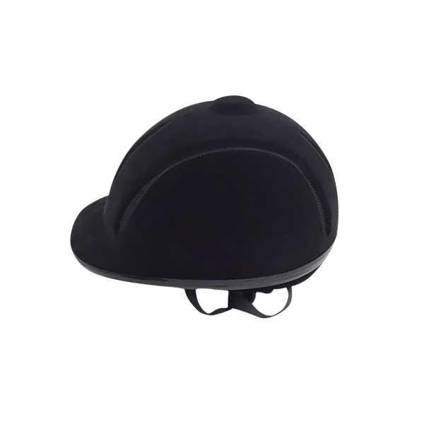 2018 Equestrian head sports gear hat popular and safety horse riding helmet black on unique sales farmer helmet ...