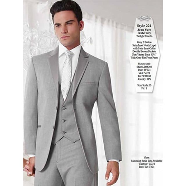 Abito Matrimonio Uomo Grigio : Abito da matrimonio uomo grigio u modelli alla moda di abiti