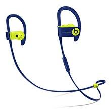 For Apple Powerbeats3, Wireless, Ear-hook, In-ear, Binaural, Intraaural, Blue, Lime