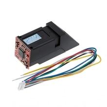 Optical Fingerprint Reader Sensor Module For Mega2560 UNO R3 Raspberry Pi 3 official doit electronic sensor shield v50 sensor extension board robot accessory uno r3 raspberry pi pcduino diy kit rc