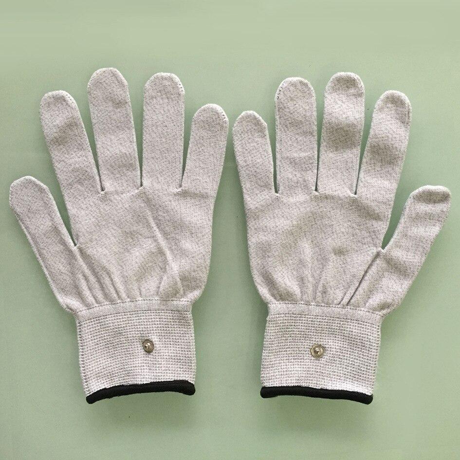 Ledende håndmassagerhandsker til karpal tunnelterapi-4705