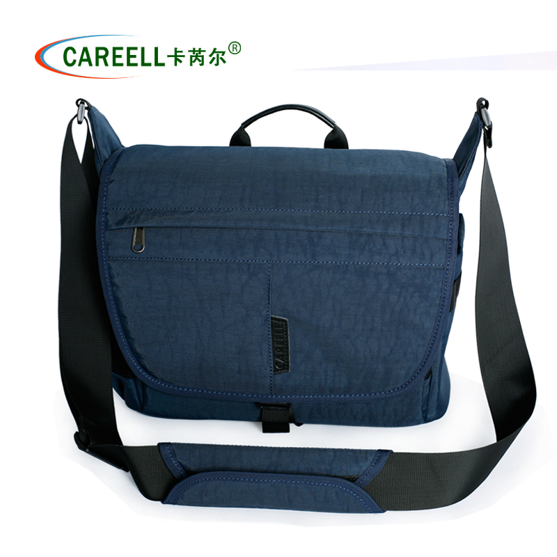 CAREELL C3071 professional waterproof SLR camera bag Shoulder Messenger outdoor leisure bag lowepro protactic 450 aw backpack rain professional slr for two cameras bag shoulder camera bag dslr 15 inch laptop