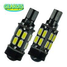 2 pces de alta potência t15 canbus nao polar 5 w 280ma 16 smd 5630 led w16w nenhum erro luz do carro automóvel reversa back up lâmpada b