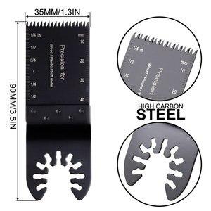 Image 4 - Универсальные пильные лезвия HCS для деревообработки, 5/10/20 шт., 35 мм, Осциллирующие инструменты для резки металла, дерева, электроинструментов