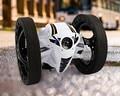 2017 Nova educacional brinquedo elétrico rc RH803 Saltar Mini carro sumo robô Carro Salto 4CH 2.4g carro de controle remoto para as crianças como presente