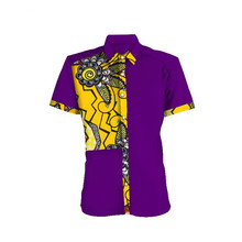 African Clothing African Dresses For Top Fashion Rushed Men Dashiki 2017 Cotton Printed Shirt Men's Cerecloth Casual