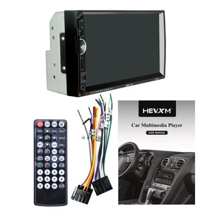 Image 5 - 888 2 Din 12V Car multi function radio, touch screen,  7inch Car MP5 player for Apple Android Phone Interconnect