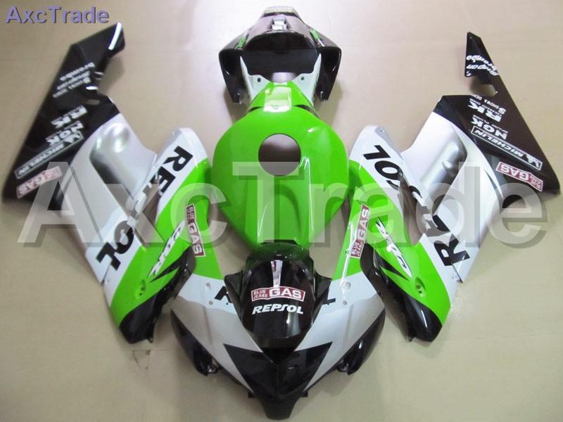 Пластиковый обтекатель комплект подходит для Honda CBR1000RR CBR1000 ЦБ РФ 1000 2004 2005 04 05 Обтекатели комплект выполненный на заказ мотоцикл Кузов С220