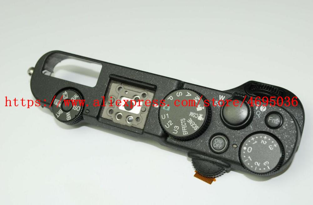New for Nikon P7700 top cover Digital camera repair replacement part image