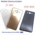 10 шт. J7 Задняя Крышка Батареи для Samsung Galaxy J7 J700 J710 Батареи Back Case Дверь Корпус С Логотипом