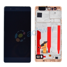 "Huawei P9 LCD Display Touch Screen Digitizer Assembly With Frame Replacement Parts Assembly 5.2"" Huawei P9 LCD Pantalla"