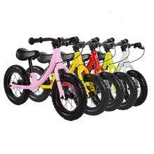 Push Glid Bikes Child Balance Buggy Sliding Toy Bicycle Baby